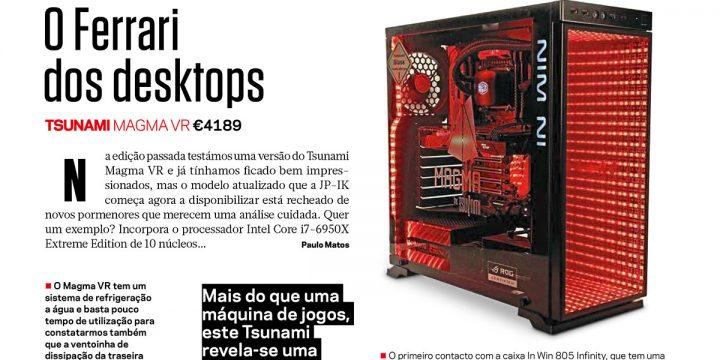 O Ferrari dos Desktops
